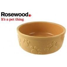 Beige Pet Bowl 7