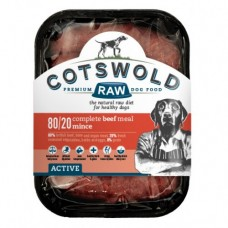 Beef Mince 80/20 ACTIVE 500g