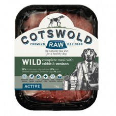 Wild Range Mince with Rabbit & Venison 500g