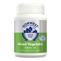 Mixed Vegetable Tablets