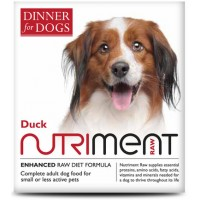 Dinner for Dogs Duck