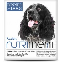 Dinner for Dogs Rabbit