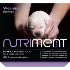 Weaning Paste 500g