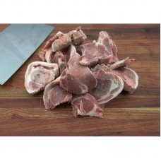 Lamb Chop Chunks (Pack of 6) 1kg