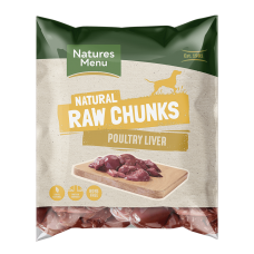 Poultry Liver Chunks