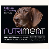 Salmon & Turkey Formula 1.4kg